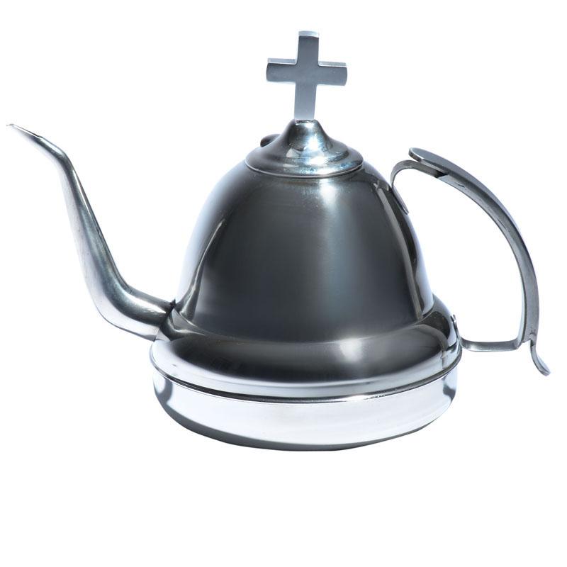 基督教用品 教会用品 圣餐礼掰饼 以弗得不锈钢圣餐用品 壶