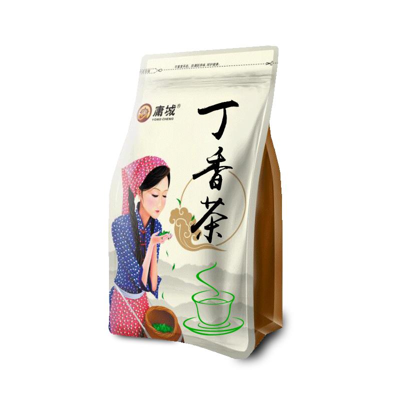 丁香茶长白山野生丁香叶特正品级非丁香花茶养身胃茶 200g 共 1 送 1 买