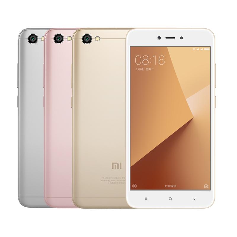 小米手机 note5a 智能拍照手机红米 5A Note 红米 小米 Xiaomi 送礼包