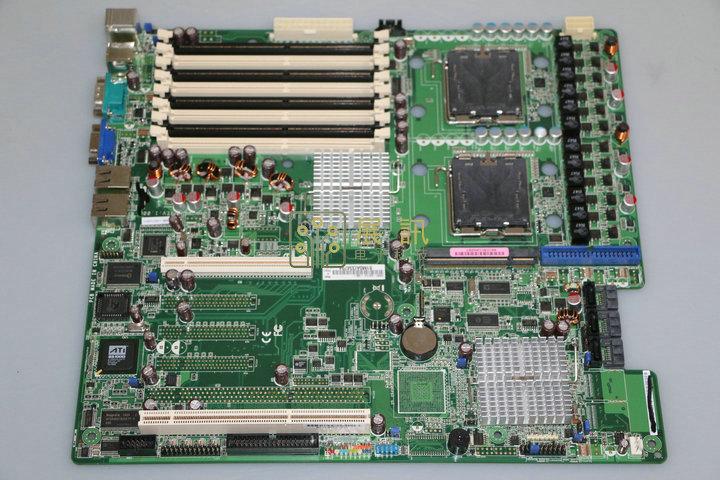 库存全新 华硕ASUS DSBF-DE(G1) DDR2 双路 771针 服务器主板