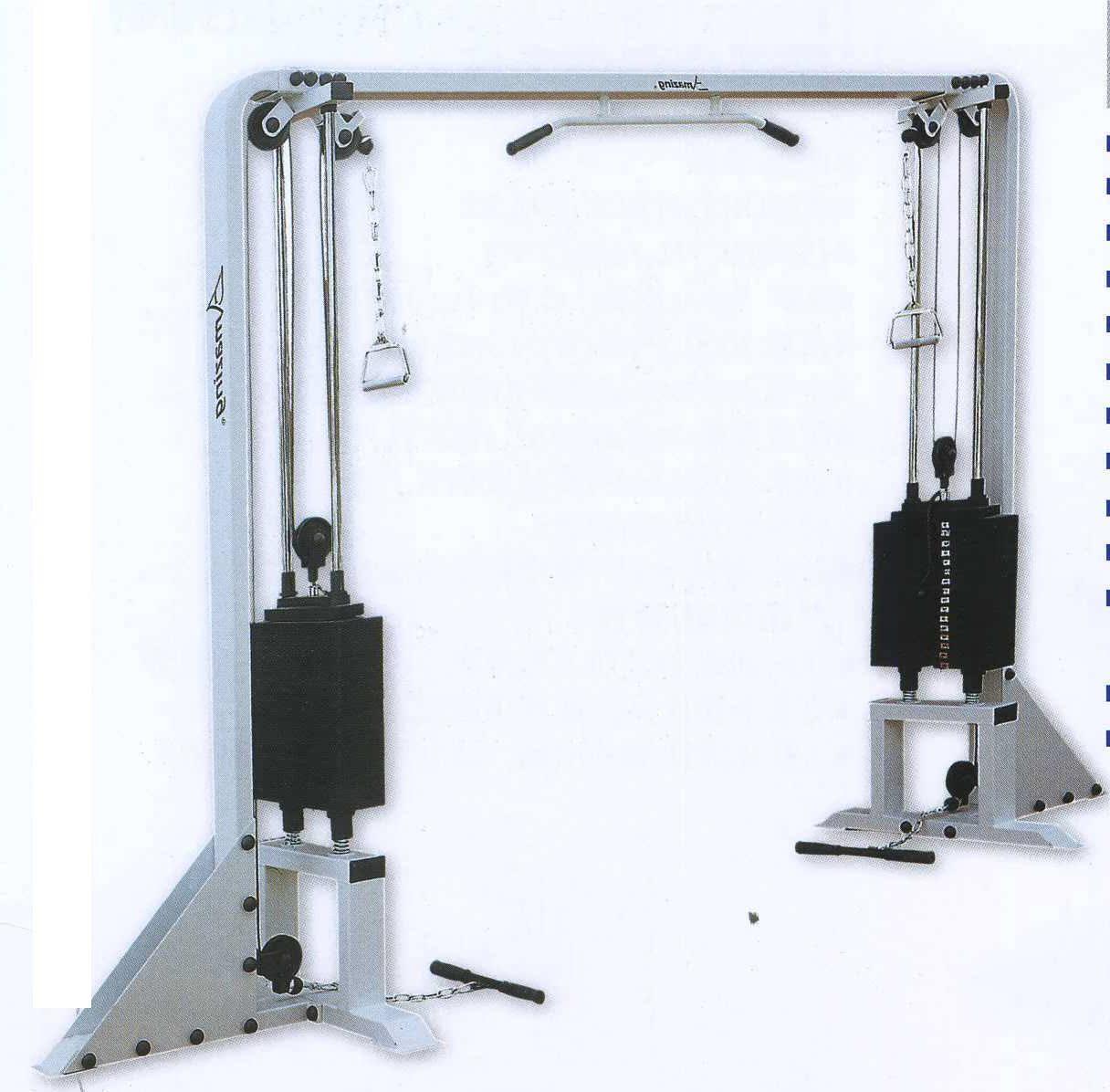 大飞鸟阿美神314双臂交叉训练器 健身房力量器材大型龙门训练器械