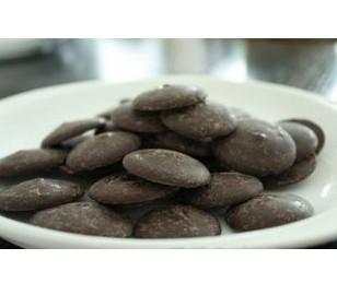 源自比利时 好吃的黑巧 梵豪登65%黑巧克力币250g左右健康美味
