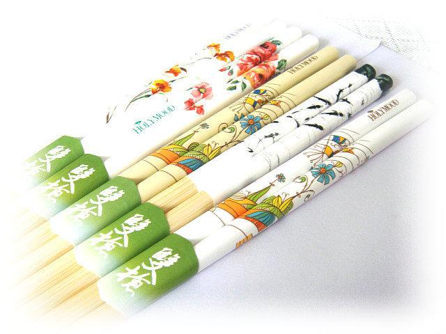 双枪竹木 浙江特产 双枪工艺筷 彩绘筷子 竹制筷子