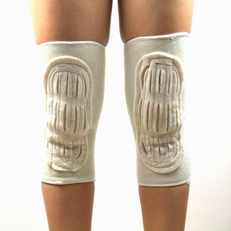 正品夏季纯羊毛毡护膝 保暖护膝关节炎 男女老人篮球跑步运动护膝