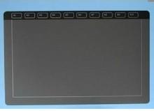 高漫HY1060数位板绘图板手绘板绘画板手写板原装仿纸膜