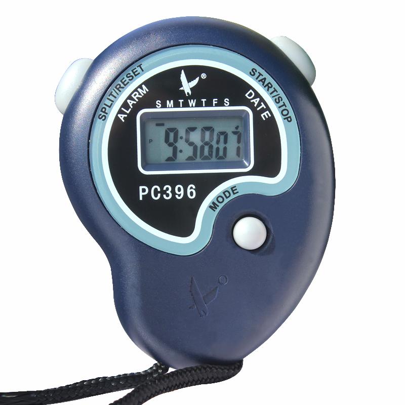 天福PC396秒表计时器跑步秒表 田径运动计时秒表裁判电子