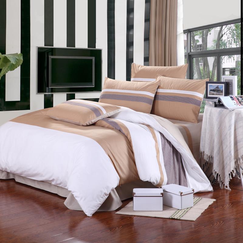 麦当娜四件套家纺 全棉印花床品 纯棉田园风 2米床上用品正品包邮