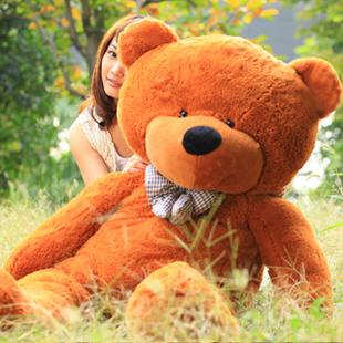 包邮生日新年情人节礼物BOYDS正品1.6米-2.5米泰迪熊暖暖大抱熊狗