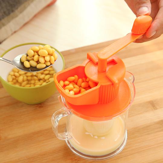 满包邮宝宝婴儿迷你小型手动榨汁机家用水果手摇榨汁器豆浆机