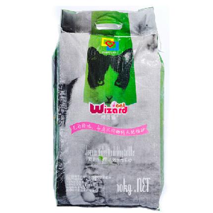 28省包邮 广西四川重庆茉莉花香膨润土猫砂 除臭强结团猫沙10kg
