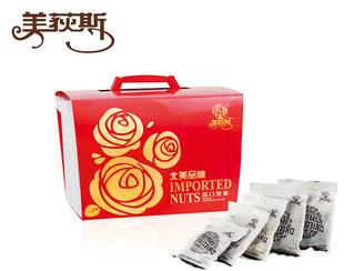 美荻斯进口干果礼盒北美品味干果礼盒春节年货礼包送礼坚果炒货