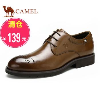 【特卖】Camel/骆驼男鞋 英伦商