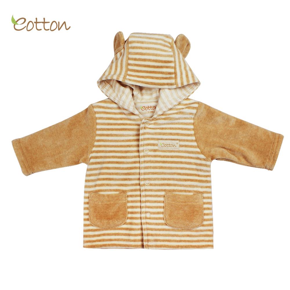 宝宝衣服秋冬款儿童外套男女宝宝2014新款婴儿天鹅绒上衣外出服