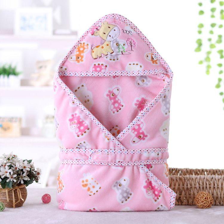 用品包被婴幼儿襁褓春秋宝宝初生新生儿纯棉
