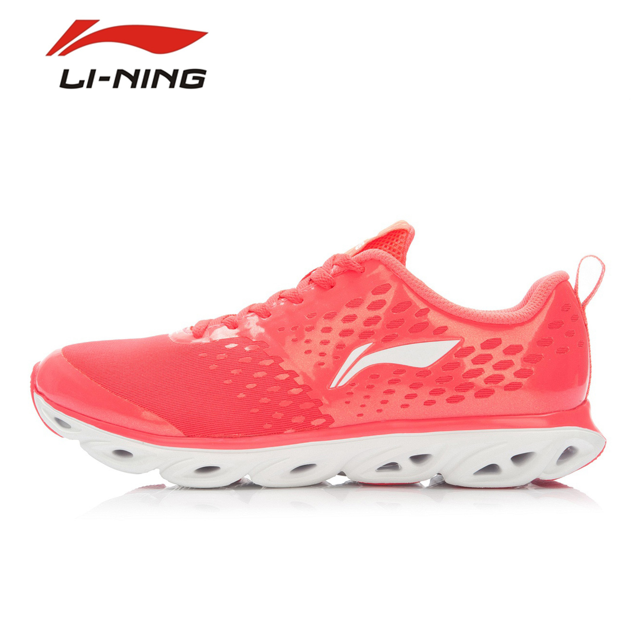 李宁弧5代女鞋 官方正品跑步鞋2015夏季新款休闲鞋运动