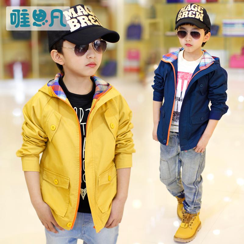 男童春装外套2015新款韩版夹克开衫大童卫衣儿童春季品牌童装上衣