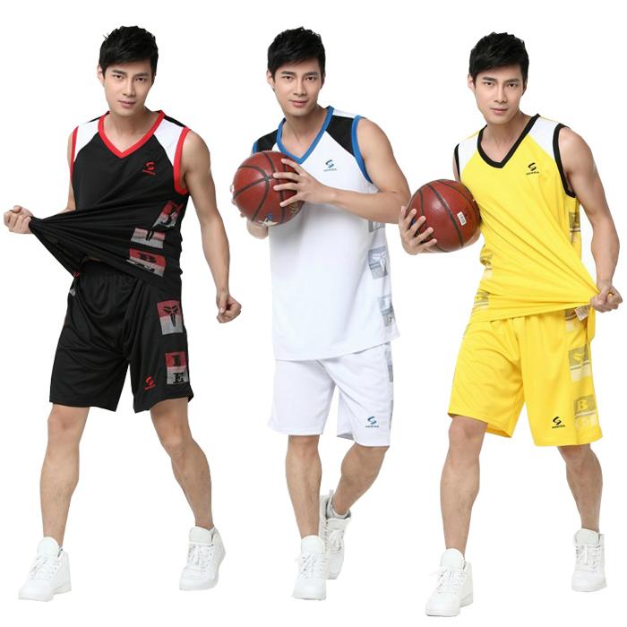 正品篮球服套装 篮球衣 训练服 队服 球服 比赛服可印号字
