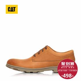 CAT卡特男鞋 2017春夏新款牛皮革休闲鞋粗犷装备(Rugged)P721222