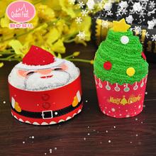 创意实用情人节小礼品活动礼品儿童情人礼物圣诞树老人雪人公仔