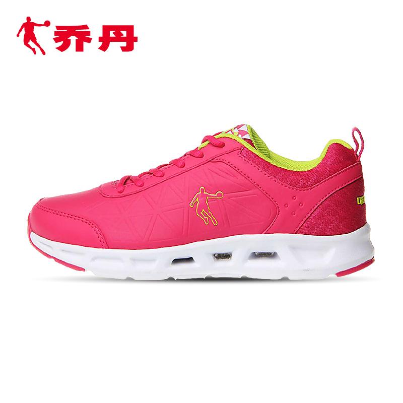 乔丹女鞋2015运动鞋秋夏季跑步鞋正品透气休闲旅游鞋子