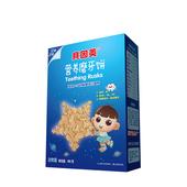 【天猫超市】贝因美动物篇营养磨牙饼干儿童辅食宝宝零食100g