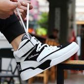 男鞋夏季男士高帮鞋子篮球板鞋运动休闲高邦嘻哈街舞学生韩版潮流