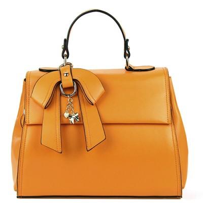 专柜正品瑞丽新款时尚休闲手提包 单肩包 斜挎包 黄色女包 促销