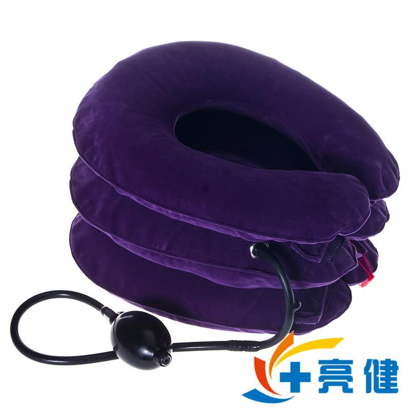佳禾颈椎牵引器三层B10充气全绒医家用颈椎治颈椎病治疗仪
