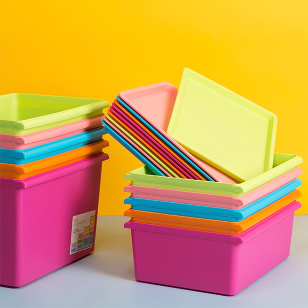 衣物塑料后备箱子箱储物大号有盖床底衣服整理车载收纳