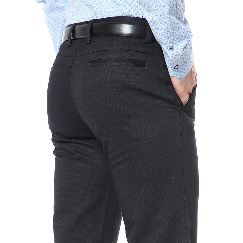 正品吉普盾Nian Jeep秋冬款休闲裤男直筒商务休闲直筒男裤潮长裤