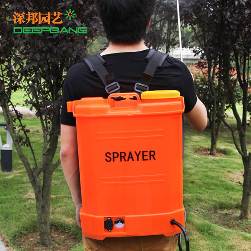 电动喷雾器 智能农用充电高压打药机农药喷雾机浇花小型喷雾器