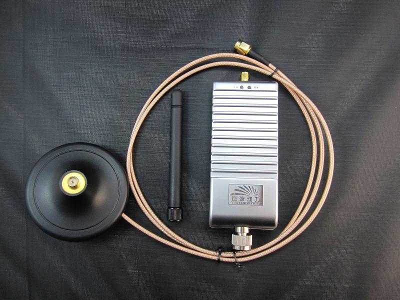 微波动力2.4G 4W/4000mW无线wifi功率放大器