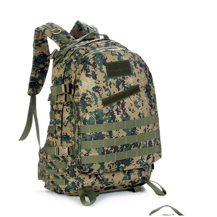 男女防水防划战术大双肩背包户外运动登山包骑士冲锋包包邮40L