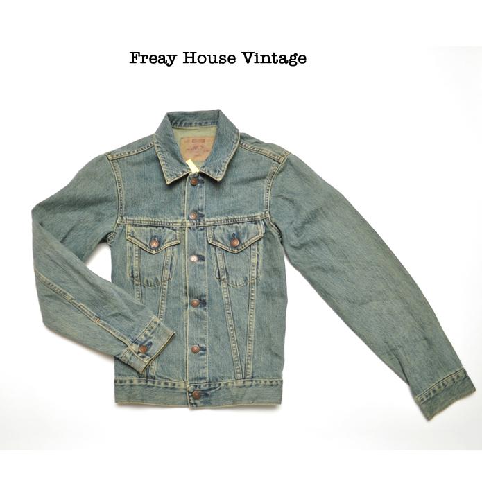 美國二手EDWIN復古水洗立體雙口袋剪裁牛仔夾克外套復古藍(003)