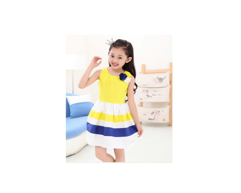 童装公主裙夏装2014新款裙子女童连衣裙中大儿童吊带裙背心裙