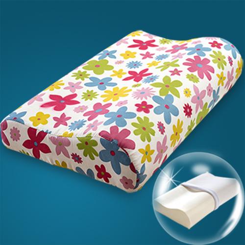 优宇 记忆枕颈椎保健枕慢回弹太空记忆枕头护颈枕枕芯午睡枕头