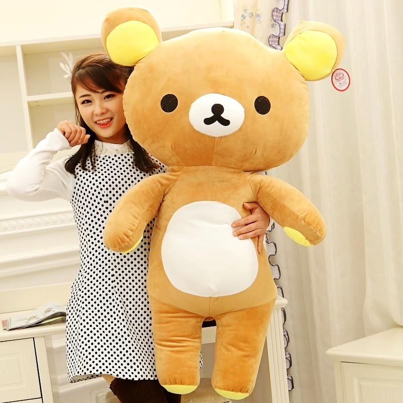 生日礼物 毛绒玩具熊公仔抱枕大号小熊熊泰迪熊布娃娃轻松玩偶