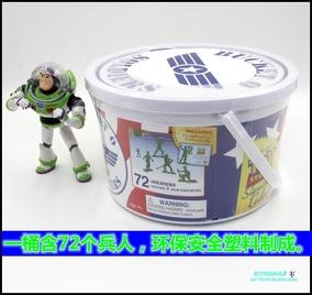 ★现货★玩具总动员 兵桶 盒装 军团 绿色小兵人 迪斯尼 珍藏收藏