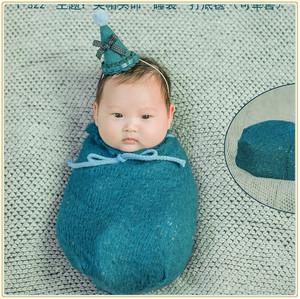 最新款欧美风格大单儿童摄影道具裹布 影楼道具睡袋 满月百天宝贝