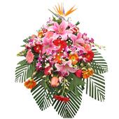 北京上海南京杭州成都会议鲜花 商务用鲜花 会议桌花 会议讲台花