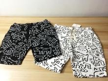 双12特价 日系 毛巾布潮牌 男女情短裤