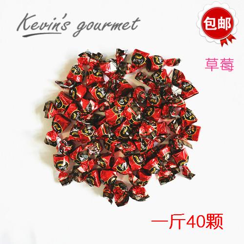 包邮 Tayas塔雅丝脆香米夹心松露巧克力散装500g 土耳其进口喜糖