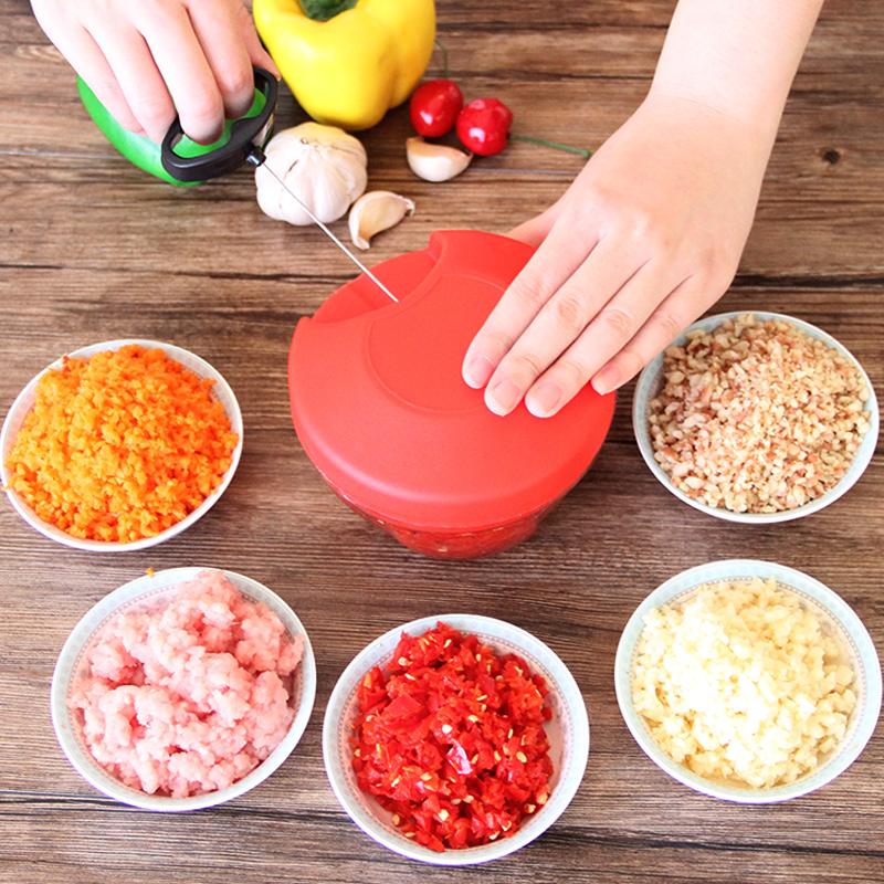 机搅蒜厨房用品不锈钢器捣蒜器捣碎手动蒜泥压蒜器蒜蓉大蒜家用