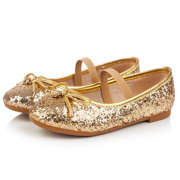 [老客户专享] 女童单鞋桃涩春新款儿童皮鞋中大女童休闲鞋防滑亲子鞋女童公主鞋