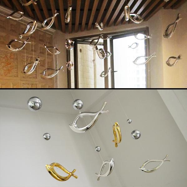 花板空中吊饰挂件幼儿园