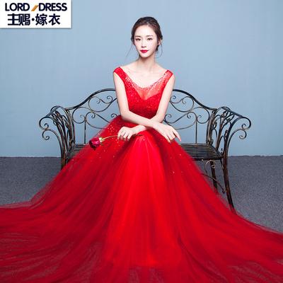 主赐嫁衣婚纱礼服质量怎么样