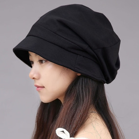 秋冬季韩版盆帽棉质帽月子帽旅游帽堆堆帽渔夫帽子女帽光头帽包邮