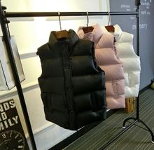【天天特价】2016春秋冬季短款羽绒棉衣马甲女学生加厚面包服外套