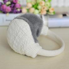冬季耳套女士可爱耳套冬天毛线耳包护耳保暖耳罩耳暖男耳捂可拆洗