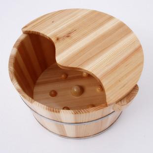 泡脚木桶木质泡脚桶洗脚桶足浴桶足桶香杉木制木头洗脚盆木盆